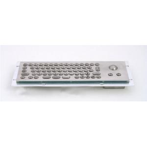 Металлическая антивандальная клавиатура TG-PC-mini-T