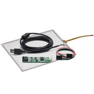 """5.7"""" Сенсорный резистивный экран W4R (4-проводной), c контроллером USB W4R"""