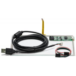 """6,5""""  Сенсорный резистивный экран W4R (4-проводной), c контроллером USB W4R"""