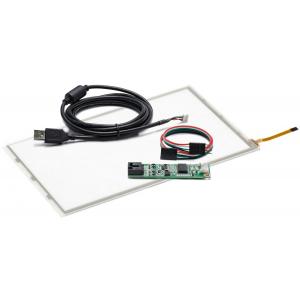 """8.9"""" Сенсорный резистивный экран W4R (4-проводной), широкоформатный, c контроллером USB W4R"""