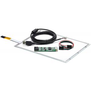 """10,4"""" Сенсорный резистивный экран W4R (4-проводной), комплект c контроллером USB W4R"""