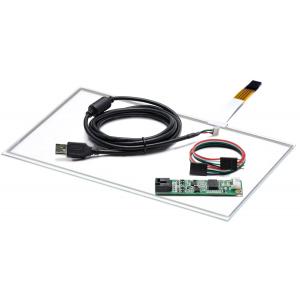 """10,1"""" Сенсорный резистивный экран W4R (4-проводной), широкоформатный, A2, комплект c контроллером USB W4R"""