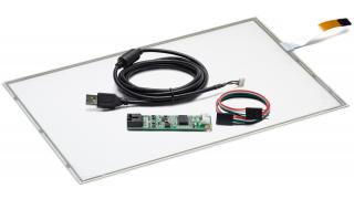 """20"""" Сенсорный резистивный экран W4R (4-проводной), широкофформатный, 16:9, c контроллером USB W4R"""