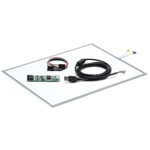 """19"""" Сенсорный резистивный экран W5R (5-проводной), c контроллером USB W5R"""