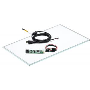 """18,5"""" Сенсорный резистивный экран W4R (5-проводной), c контроллером USB W5R"""