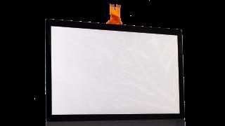 """15,6"""" Сенсорный проекционно-ёмкостный широкоформатный экран, мультитач до 10 касаний, 4,3 мм, комплект"""