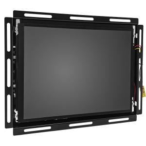 """12,1"""" Сверхъяркий резистивный сенсорный монитор Open Frame с датчиком освещения, стекло 2,2 мм, KT-серия"""