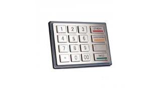 Клавиатура цифровая криптованная Pinpad SZZT ZT588Ca (RS232)