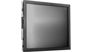 """17"""" Встраиваемый промышленный инфракрасный сенсорный монитор Open Frame, 1 касание, KT-серия"""