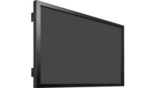 """22""""(21,5) Встраиваемый промышленный акустический сенсорный монитор Open Frame (аналог ELO), 1 касание, DVI, EL-серия"""